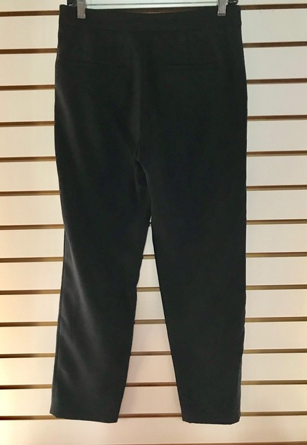 Zara Trouser Pants Black Image 3