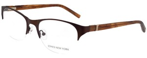 Jones New York JONES-J482-51 Women's Brown Frame Demo Lens Genuine Eyeglasses