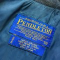 Pendleton blue / grey Jacket Image 2