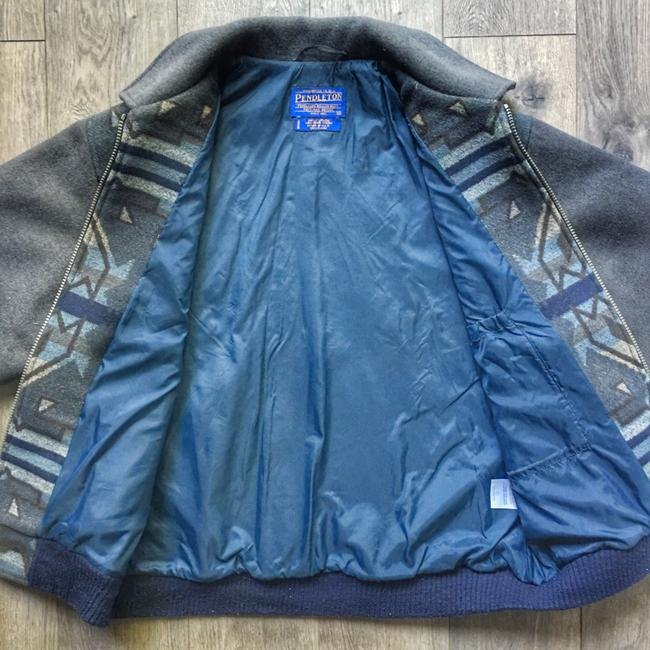 Pendleton blue / grey Jacket Image 3