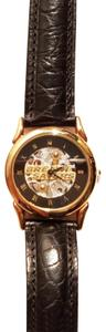 Fossil Fossil Skeleton Roman Numerals Watch
