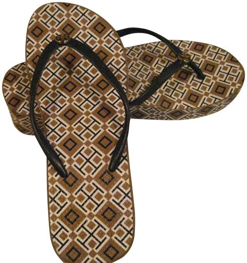 Tory Burch BROWN Sandals Image 0