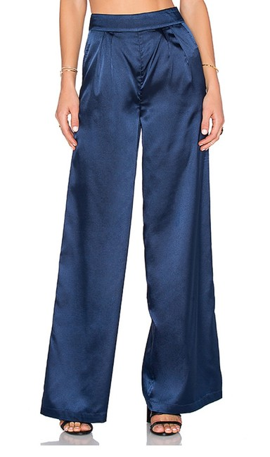 House of Harlow 1960 Wide Leg Pants navy Image 1