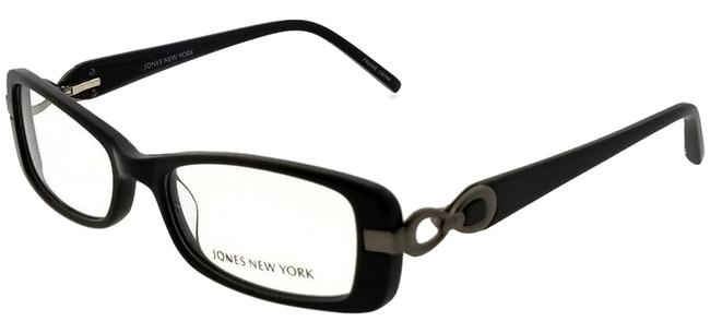 Item - Black Jones-j738-black-52 Women's Frame Demo Lens Eyeglasses