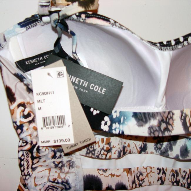 Kenneth Cole Across The Atlantic Bandeau Mio Strappy Back Image 4