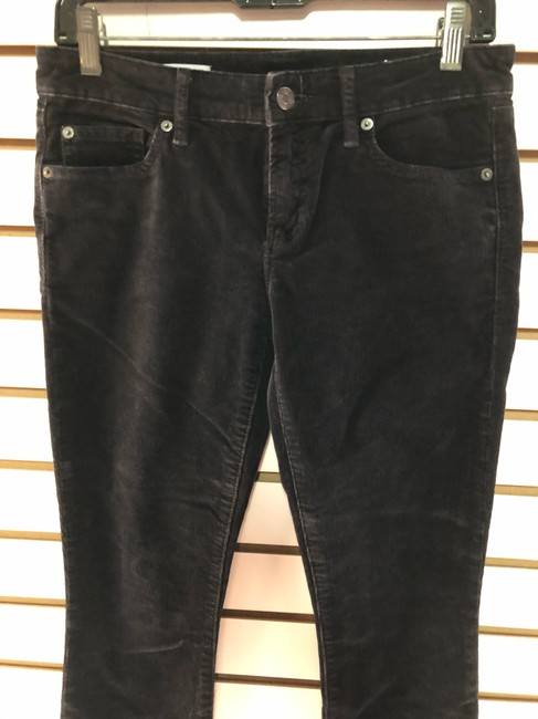 Gap Skinny Pants Black Image 1