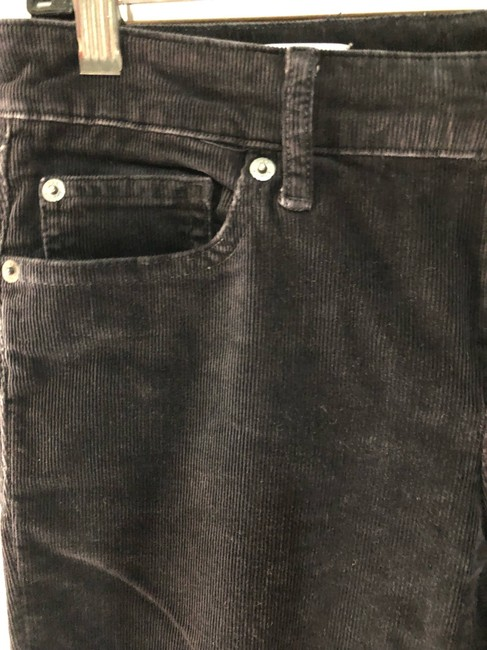 Gap Skinny Pants Black Image 2