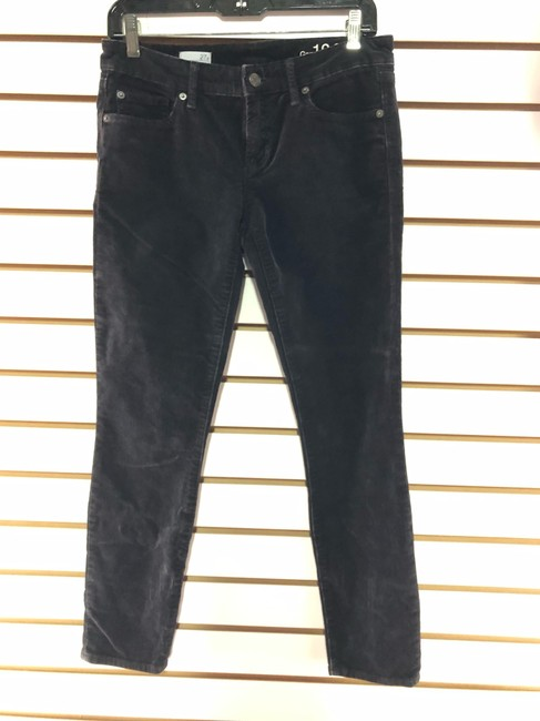 Gap Skinny Pants Black Image 5