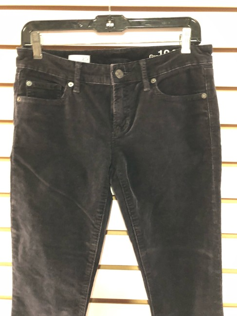 Gap Skinny Pants Black Image 6