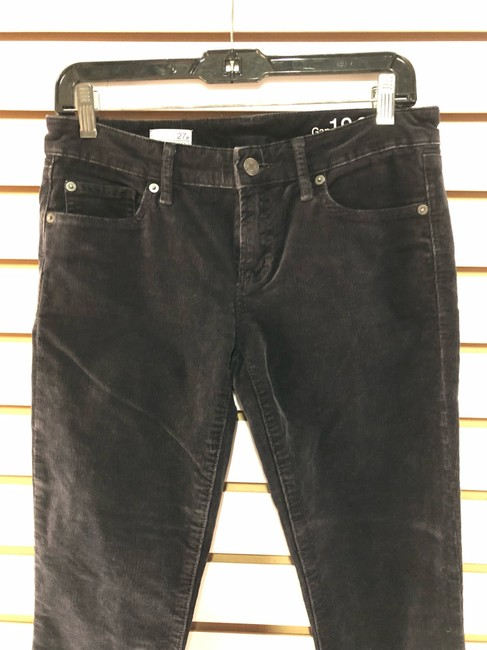 Gap Skinny Pants Black Image 7