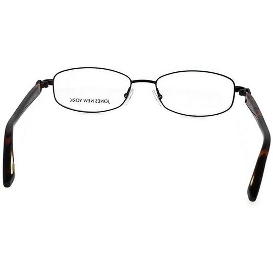 Jones New York JONES-J473-BROWN-52 Women's Brown Frame Demo Lens Eyeglasses Image 3
