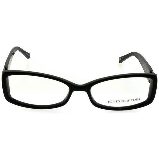 Jones New York JONES-J741-BLACK-52 Women's Black Frame Demo Lens Eyeglasses Image 1