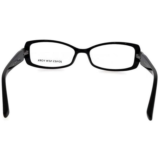 Jones New York JONES-J741-BLACK-52 Women's Black Frame Demo Lens Eyeglasses Image 3