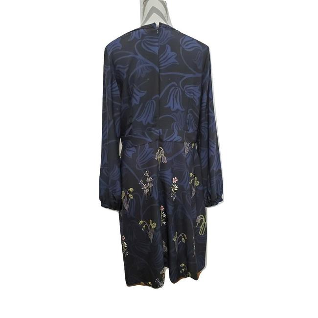loft Print Blouson Sleeves Dress Image 2