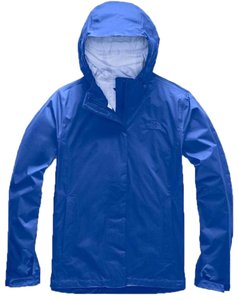 The North Face Rain Sporty Lightweight Packable TNF Blue Jacket