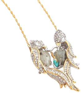 Alexis Bittar ALEXIS BITTAR * Lovebirds Crystal Necklace