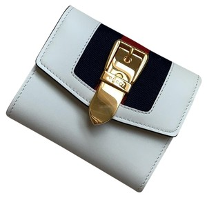 Gucci Gucci Sylvie Leather Wallet