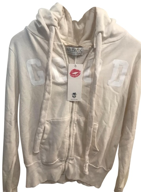 Item - Cream With Wings Activewear Outerwear Size 12 (L)