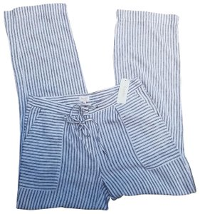 Laundry by Shelli Segal Shipping Linen Wide Baggy Pants