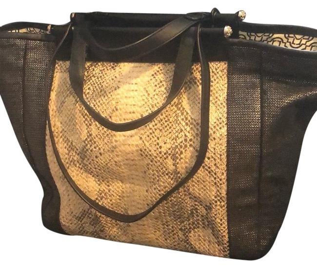 Item - A Fabulous & Black and Gray Tote