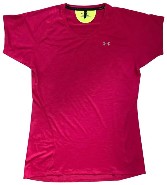 Item - Pink Fuchsia Heat Gear Activewear Top Size 4 (S)