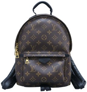 Louis Vuitton Lv Monogram Spring Pm Backpack
