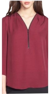 Theory Top Cranberry