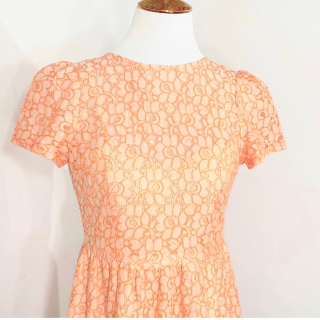 MM Couture short dress Cream Coral on Tradesy Image 3