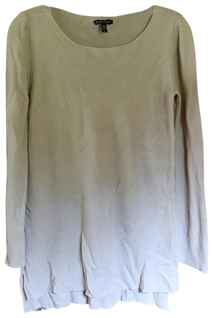 Item - Beige Tencel Tunic Size 4 (S)