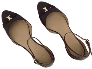 Tory Burch Port (Wine) Flats