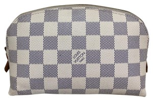 Louis Vuitton Damier Azur Cosmetic Pouch PM