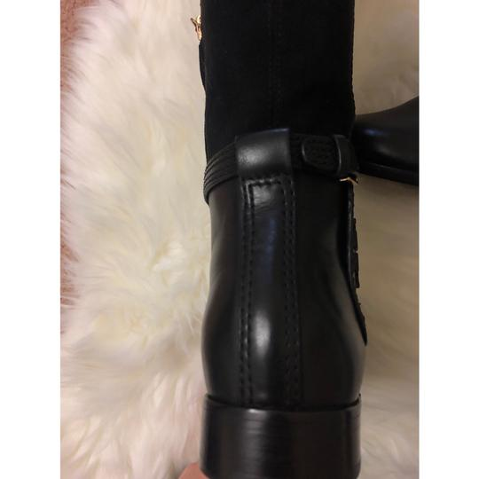 Tory Burch Over The Knee black Boots Image 6