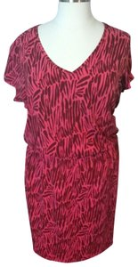 Liz Claiborne short dress Multicolored on Tradesy