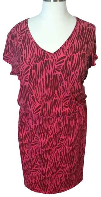 Preload https://img-static.tradesy.com/item/25689583/liz-claiborne-multicolored-short-casual-dress-size-22-plus-2x-0-1-650-650.jpg