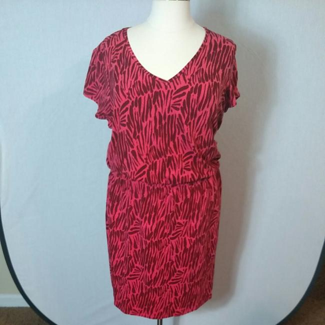 Liz Claiborne short dress Multicolored on Tradesy Image 1
