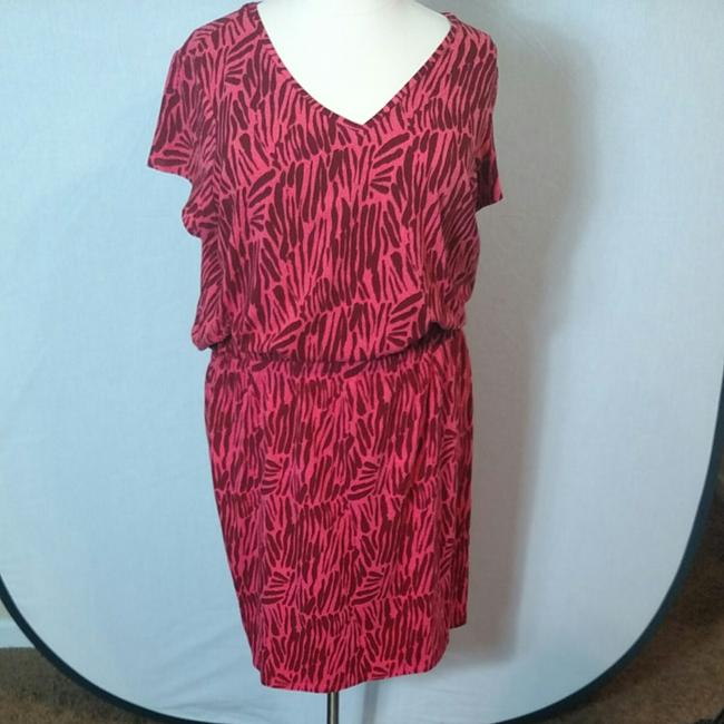 Liz Claiborne short dress Multicolored on Tradesy Image 4