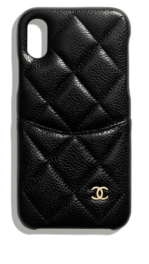 Preload https://img-static.tradesy.com/item/25689791/chanel-black-xs-iphone-phone-x-case-bumper-grained-leather-tech-accessory-0-0-540-540.jpg