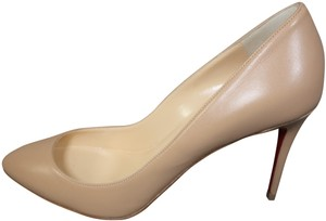 Christian Louboutin Beige or Nude Pumps