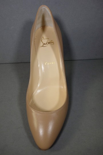Christian Louboutin Beige or Nude Pumps Image 7