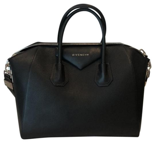 Preload https://img-static.tradesy.com/item/25690012/givenchy-medium-antigona-black-pebbled-leather-goat-satchel-0-1-540-540.jpg