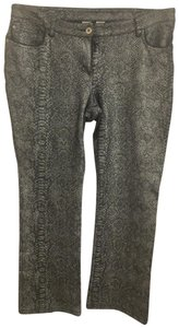 Solo Moda Relaxed Pants black / sliver