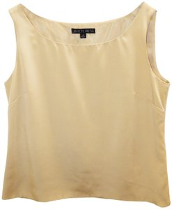 Lafayette 148 New York Shell Top Champagne