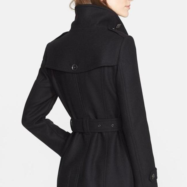 Burberry London New Leather Trench Coat Image 7