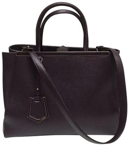 Fendi Satchel in Aubergine
