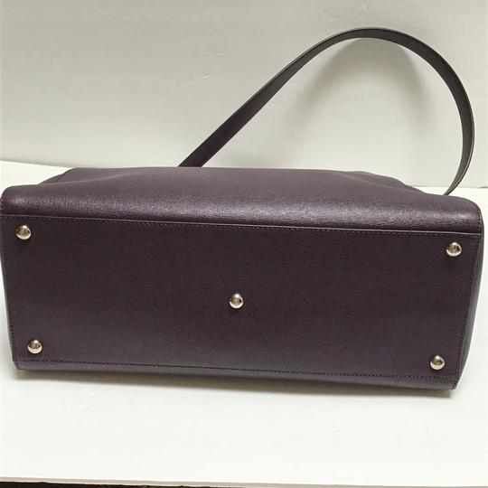 Fendi Satchel in Aubergine Image 2