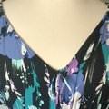 Purple Floral Maxi Dress by Tiana B. Image 1