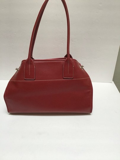 Tod's Satchel in Red Image 1