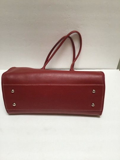 Tod's Satchel in Red Image 2