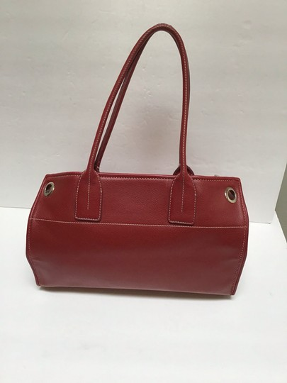 Tod's Satchel in Red Image 4