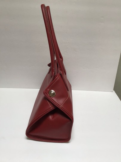 Tod's Satchel in Red Image 5